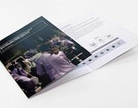 Advanced Crime Analytics Tri-Fold Brochure
