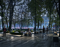 Zhukovsky Park