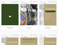 Trupr Mobile Website