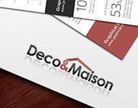 Deco & Maison | Logo