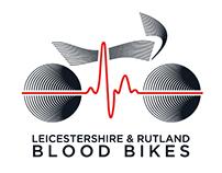 Branding - Leicestershire & Rutland Blood Bikes
