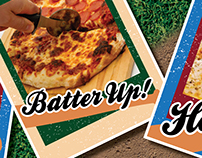 Home Run Inn Pizza - Web/Print Advertisement