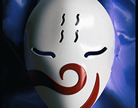 Naruto Haku's Mask