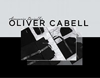 Accessories Design for OLIVER CABELL