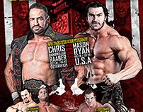 Catch Wrestling Weltmeisterschaft 2015 Official Poster