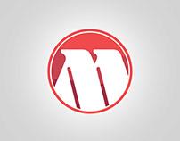 MekHan Restaurant Brand Identity