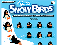 Florida Lottery Scratch-Off Tickets
