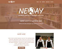 Neway - prodejna pečiva a zdravých potravin