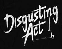 """""""Disgusting Act"""" - Vikings Territory T-Shirt"""