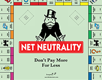 Net Neutrality PAC Posters