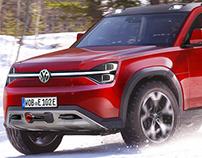 VW T-Rugged I.D. - Dec 2018 Larson/AutoBild