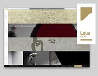 Fundació Sorigué — Web *GOLD LAUS AWARD 2017*