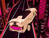 Riff Racer – Race Your Music