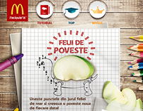 Felii de poveste - McDonald's