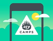 DIY Camps iOS App - Online Camp for Kids