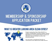 GLACC Membership Application Packet
