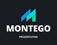 Montego Creative Powerpoint Template