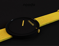 Noodo - Branding /Degree Project/