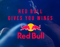 Red Bull - Gives You Wings