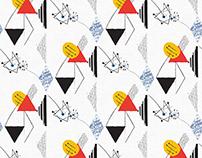 50's pattern