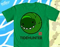 【DOTA2-TシャツTidehunter】