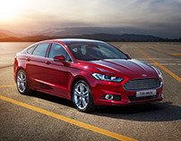THE ALL-NEW MONDEO