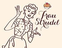 Frau Strudel mono cafe