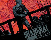 SHANGHAI RED-Image Expo Print