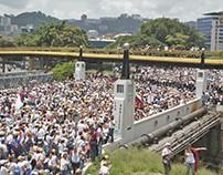 Marcha de mujeres en Caracas sábado 6 de mayo 2017