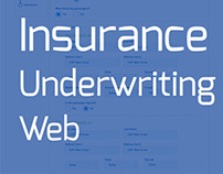 Insurance Underwriting - web