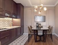kitchen. modern classic