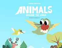 """""""Animals around the world"""""""