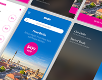 Travel Deals APP - (TEASER)
