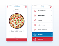 Domino's Pizza | App UI/UX Redesign