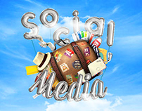 Travel Solution - Social Media -