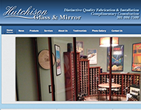 Cave Communications - Hutchison Glass and Mirror