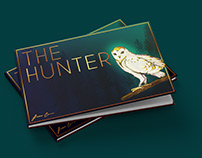 The Hunter- Illustrated Book