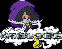 Mythical Smokes Logo Design