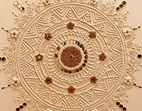 Circle of Life - Lippan Art