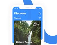 Exploration - TripGuidance App