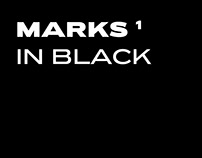 Marks in Black