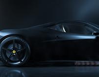 Ferrari | Corona Render