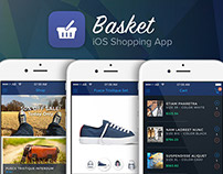 Basket iOS Shopping App
