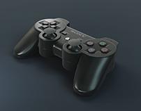 Playstation Controller 3D