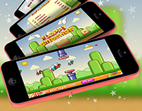 Flappy Smasher iOS App