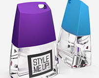 2013 - STYLE ME UP! - Nail Varnish Bottle