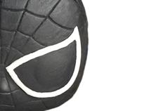 Agent venom custom bobblehead