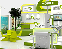 Etisalat Exhibition Stand Design