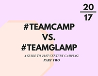 #TeamCamp vs. #TeamGlamp: Part Two