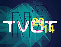 TVOT NYC 2014 - Event Branding